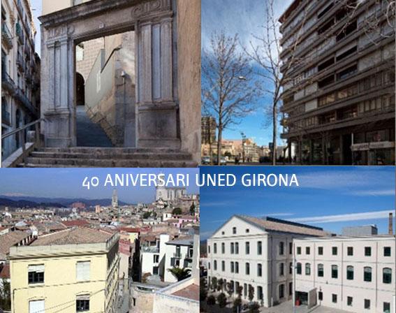 40 aniversari del C.A. UNED Girona